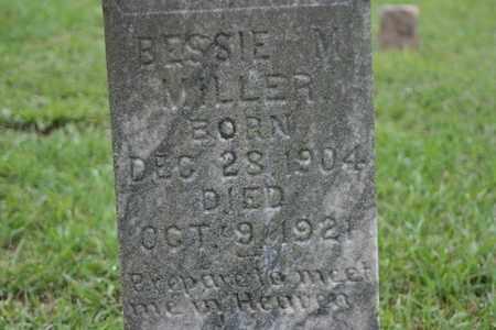 MILLER, BESSIE - Bledsoe County, Tennessee | BESSIE MILLER - Tennessee Gravestone Photos