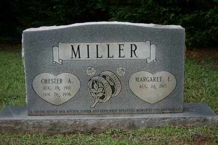 MILLER, CHESTER A. - Bledsoe County, Tennessee | CHESTER A. MILLER - Tennessee Gravestone Photos