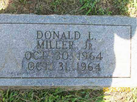 MILLER, DONALD L. JR. - Bledsoe County, Tennessee | DONALD L. JR. MILLER - Tennessee Gravestone Photos