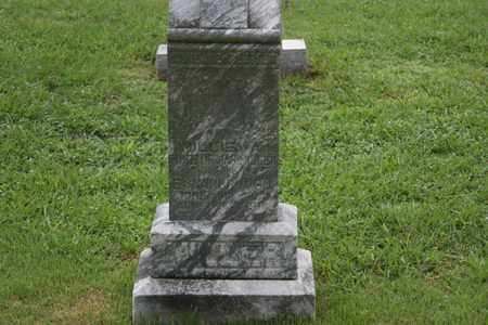 MILLER, MILLIE A. - Bledsoe County, Tennessee | MILLIE A. MILLER - Tennessee Gravestone Photos