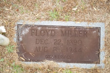MILLER, FLOYD - Bledsoe County, Tennessee | FLOYD MILLER - Tennessee Gravestone Photos