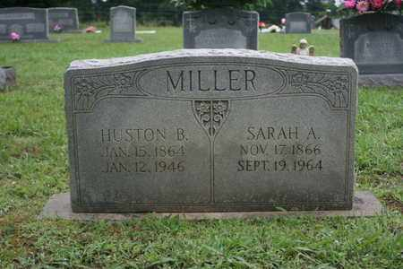 MILLER, HUSTON B. - Bledsoe County, Tennessee | HUSTON B. MILLER - Tennessee Gravestone Photos