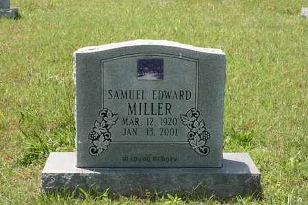 MILLER, SAMUEL EDWARD - Bledsoe County, Tennessee   SAMUEL EDWARD MILLER - Tennessee Gravestone Photos