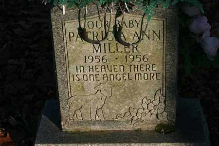 MILLER, PATRICIA ANN - Bledsoe County, Tennessee | PATRICIA ANN MILLER - Tennessee Gravestone Photos
