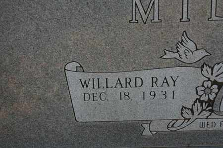 MILLER, WILLARD RAY - Bledsoe County, Tennessee | WILLARD RAY MILLER - Tennessee Gravestone Photos