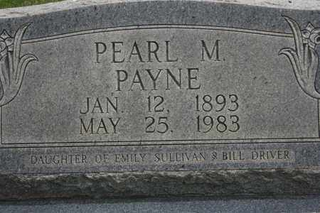 PAYNE, PEARL M. - Bledsoe County, Tennessee | PEARL M. PAYNE - Tennessee Gravestone Photos