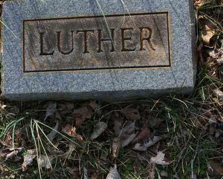 ROBERSON, LUTHER - Bledsoe County, Tennessee | LUTHER ROBERSON - Tennessee Gravestone Photos