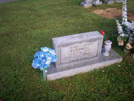 ROTHWELL, TERRY LYNN - Bledsoe County, Tennessee | TERRY LYNN ROTHWELL - Tennessee Gravestone Photos