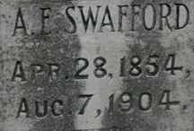 SWAFFORD, A.E. - Bledsoe County, Tennessee   A.E. SWAFFORD - Tennessee Gravestone Photos