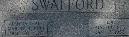 SWAFFORD, JOE - Bledsoe County, Tennessee | JOE SWAFFORD - Tennessee Gravestone Photos