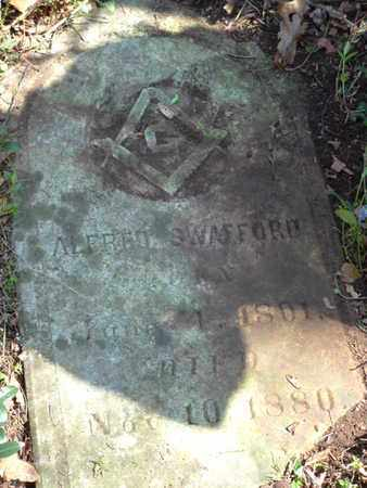 SWAFFORD, ALFORD ALLEN - Bledsoe County, Tennessee | ALFORD ALLEN SWAFFORD - Tennessee Gravestone Photos