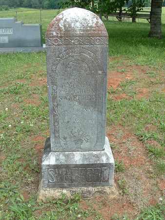 SWAFFORD, AMANDA - Bledsoe County, Tennessee | AMANDA SWAFFORD - Tennessee Gravestone Photos