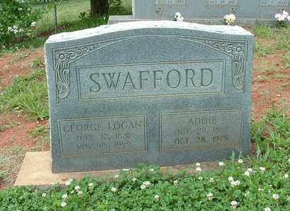 SWAFFORD, GEORGE LOGAN - Bledsoe County, Tennessee | GEORGE LOGAN SWAFFORD - Tennessee Gravestone Photos