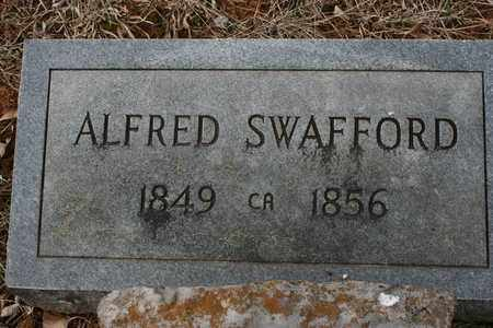 SWAFFORD, ALFRED - Bledsoe County, Tennessee | ALFRED SWAFFORD - Tennessee Gravestone Photos