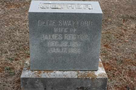 SWAFFORD, DECIE - Bledsoe County, Tennessee   DECIE SWAFFORD - Tennessee Gravestone Photos