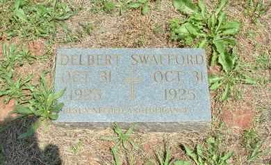 SWAFFORD, DELBERT - Bledsoe County, Tennessee   DELBERT SWAFFORD - Tennessee Gravestone Photos