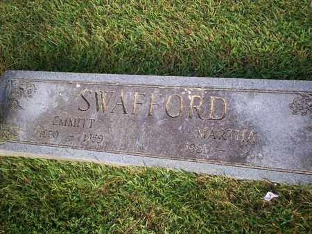 SWAFFORD, MARTHA - Bledsoe County, Tennessee | MARTHA SWAFFORD - Tennessee Gravestone Photos