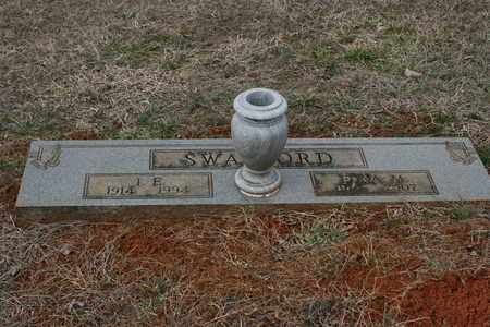 SWAFFORD, EDNA MURRAY - Bledsoe County, Tennessee | EDNA MURRAY SWAFFORD - Tennessee Gravestone Photos