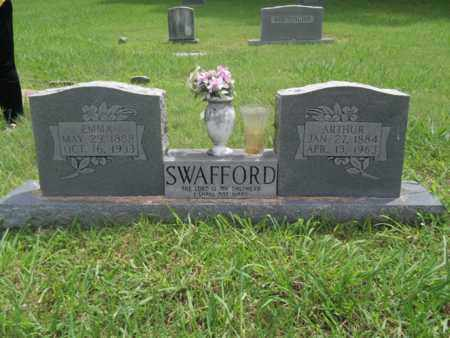 SWAFFORD, EMMA - Bledsoe County, Tennessee | EMMA SWAFFORD - Tennessee Gravestone Photos