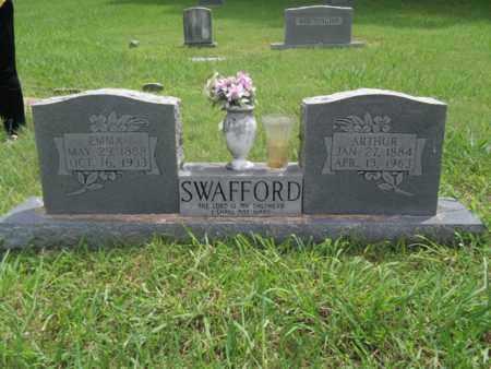 SWAFFORD, ARTHUR - Bledsoe County, Tennessee | ARTHUR SWAFFORD - Tennessee Gravestone Photos