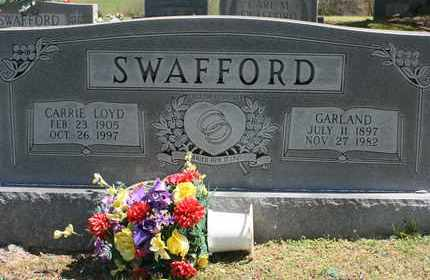 SWAFFORD, GARLAND - Bledsoe County, Tennessee | GARLAND SWAFFORD - Tennessee Gravestone Photos