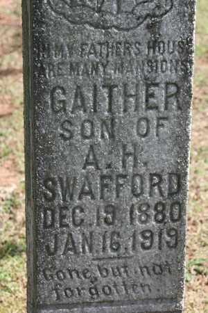 SWAFFORD, GAITHER - Bledsoe County, Tennessee | GAITHER SWAFFORD - Tennessee Gravestone Photos