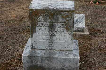 SWAFFORD, GORDEN LEE - Bledsoe County, Tennessee | GORDEN LEE SWAFFORD - Tennessee Gravestone Photos
