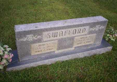 SWAFFORD, HATTIE S. - Bledsoe County, Tennessee | HATTIE S. SWAFFORD - Tennessee Gravestone Photos