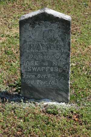 SWAFFORD, HANOR - Bledsoe County, Tennessee | HANOR SWAFFORD - Tennessee Gravestone Photos