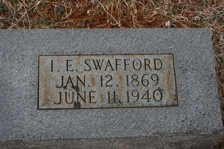 SWAFFORD, ISAAC EASTERLY JR. - Bledsoe County, Tennessee | ISAAC EASTERLY JR. SWAFFORD - Tennessee Gravestone Photos