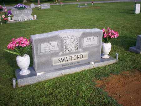 SWAFFORD, JIM - Bledsoe County, Tennessee | JIM SWAFFORD - Tennessee Gravestone Photos