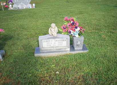 SWAFFORD, JAMES C. - Bledsoe County, Tennessee | JAMES C. SWAFFORD - Tennessee Gravestone Photos