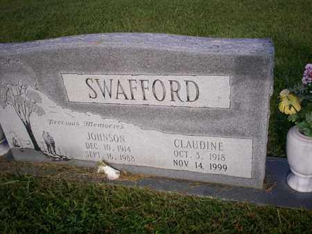 SWAFFORD, JOHNSON - Bledsoe County, Tennessee | JOHNSON SWAFFORD - Tennessee Gravestone Photos
