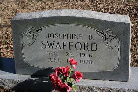 SWAFFORD, JOSEPHINE - Bledsoe County, Tennessee | JOSEPHINE SWAFFORD - Tennessee Gravestone Photos