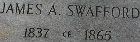 SWAFFORD, JAMES A. - Bledsoe County, Tennessee | JAMES A. SWAFFORD - Tennessee Gravestone Photos