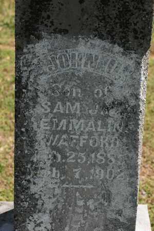 SWAFFORD, JOHN U. - Bledsoe County, Tennessee | JOHN U. SWAFFORD - Tennessee Gravestone Photos