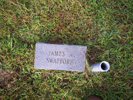 SWAFFORD, JAMES A. - Bledsoe County, Tennessee   JAMES A. SWAFFORD - Tennessee Gravestone Photos