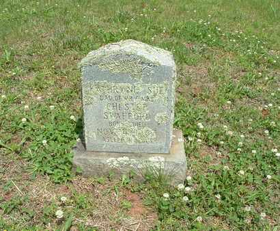 SWAFFORD, KATHRYNE SUE - Bledsoe County, Tennessee   KATHRYNE SUE SWAFFORD - Tennessee Gravestone Photos