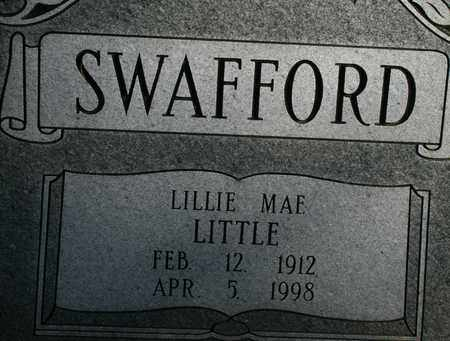 SWAFFORD, LILLIE MAE - Bledsoe County, Tennessee   LILLIE MAE SWAFFORD - Tennessee Gravestone Photos