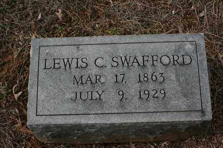 SWAFFORD, LEWIS C. - Bledsoe County, Tennessee | LEWIS C. SWAFFORD - Tennessee Gravestone Photos