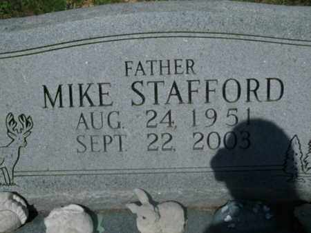 SWAFFORD, MIKE - Bledsoe County, Tennessee | MIKE SWAFFORD - Tennessee Gravestone Photos