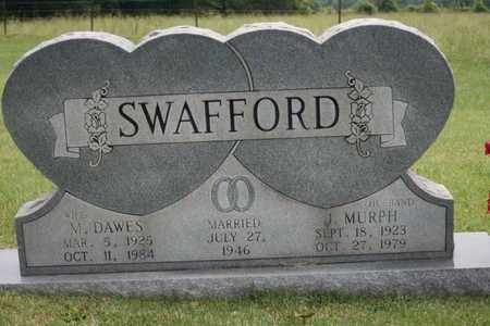 SWAFFORD, J. MURPH - Bledsoe County, Tennessee | J. MURPH SWAFFORD - Tennessee Gravestone Photos
