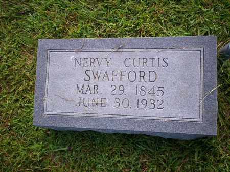 SWAFFORD, NERVY MANERVA - Bledsoe County, Tennessee   NERVY MANERVA SWAFFORD - Tennessee Gravestone Photos