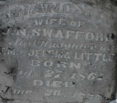 SWAFFORD, NANCY - Bledsoe County, Tennessee | NANCY SWAFFORD - Tennessee Gravestone Photos