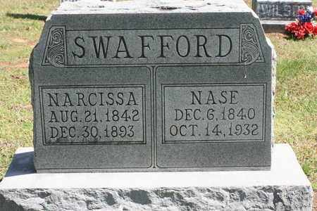 "SWAFFORD, NASON ""CRIPPLED NASE"" - Bledsoe County, Tennessee 