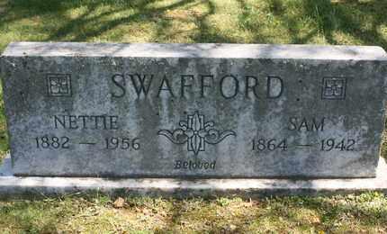 SWAFFORD, SAM - Bledsoe County, Tennessee | SAM SWAFFORD - Tennessee Gravestone Photos