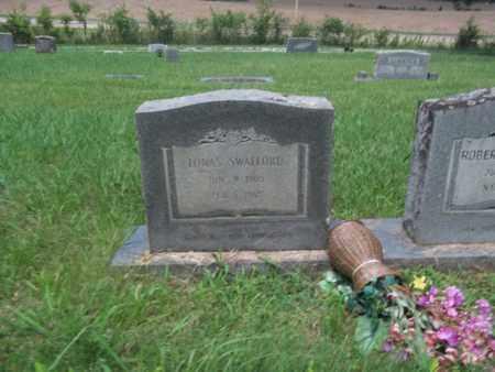 SWAFFORD, LONAS - Bledsoe County, Tennessee   LONAS SWAFFORD - Tennessee Gravestone Photos