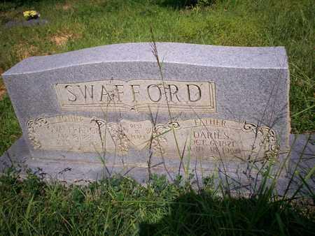 SWAFFORD, OVA FRANCE - Bledsoe County, Tennessee | OVA FRANCE SWAFFORD - Tennessee Gravestone Photos