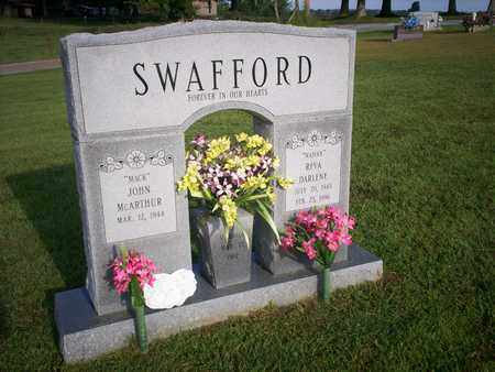 "SWAFFORD, JOHN MCARTHUR ""MAC"" - Bledsoe County, Tennessee | JOHN MCARTHUR ""MAC"" SWAFFORD - Tennessee Gravestone Photos"