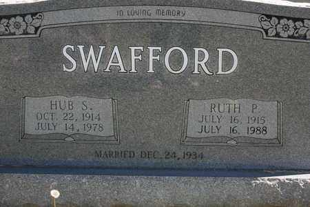 SWAFFORD, RUTH P. - Bledsoe County, Tennessee | RUTH P. SWAFFORD - Tennessee Gravestone Photos